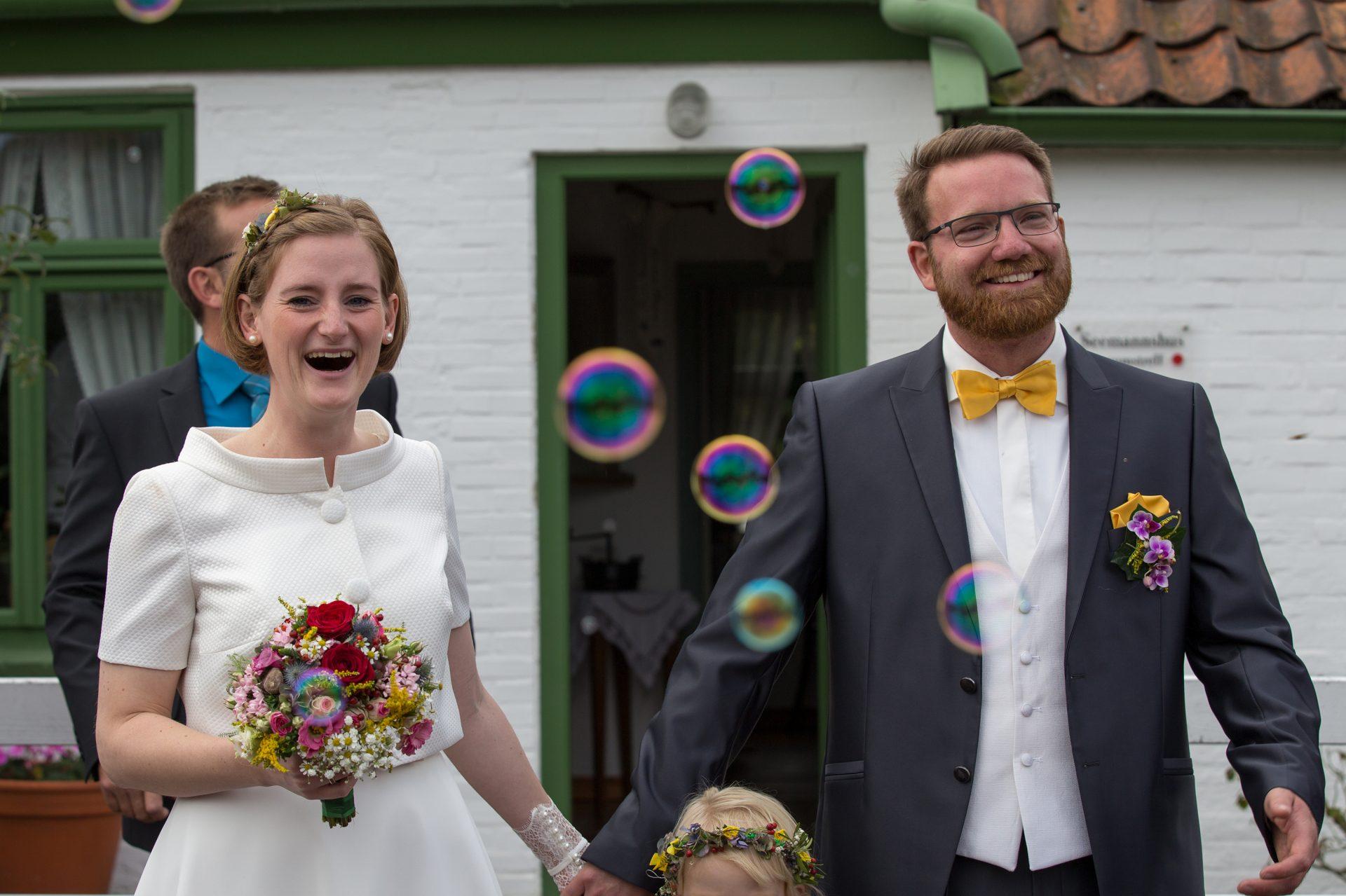 Hochzeitsbilder Herzmoment