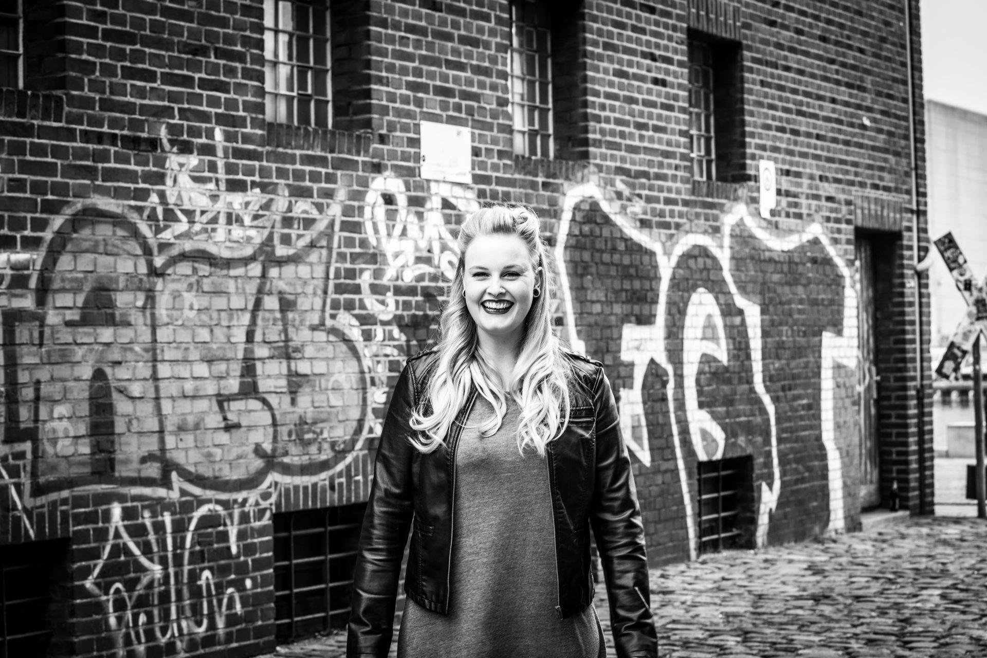 Outdoor Porträtfotografie